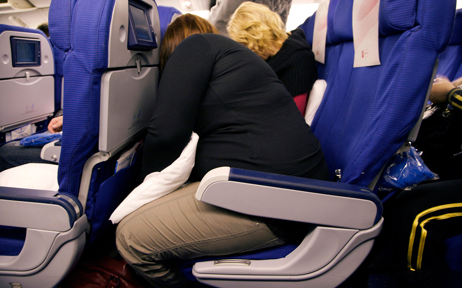 Small Airplane Seat