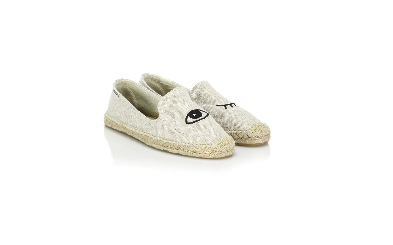 Jason Polan x Soludos Sand women's shoes