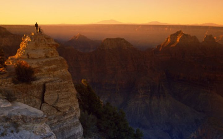 North Rim Campground in Grand Canyon National Park, AZ