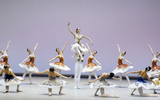 Staatsballett Berlin ballet in Berlin