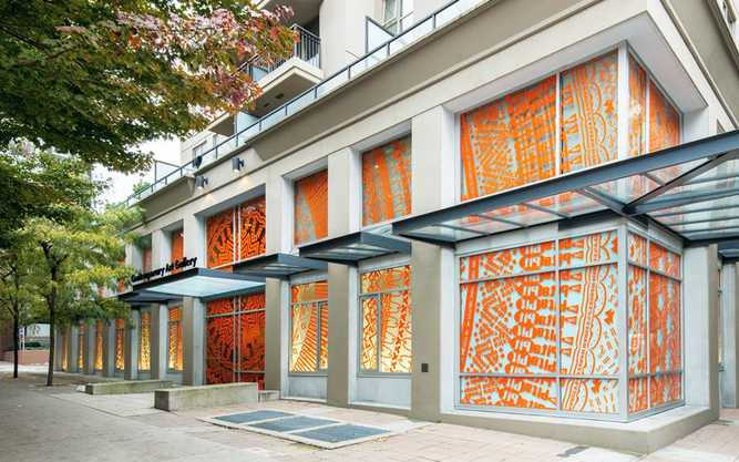 Contemporary Art Gallery in Vancouver