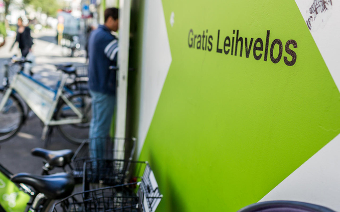 Bicycle Rentals in Zurich
