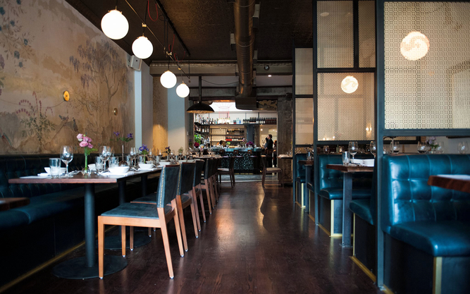 Dailo and LoPan Restaurant in Toronto