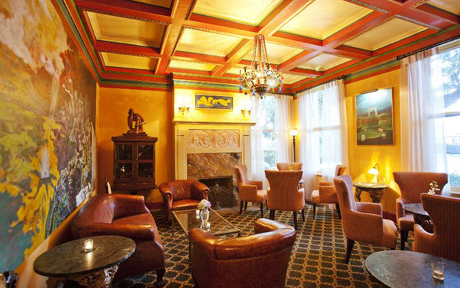 La Colombe D' Or Hotel in Houston