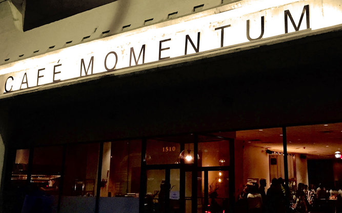 Cafe Momemtum Restaurant in Dallas