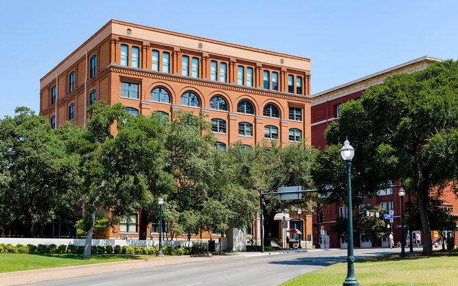 Sixth Floor Museum at Dealey Plaza in Dallas