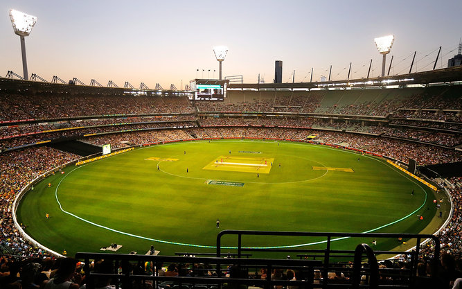 Melbourne Cricket Ground Stadium