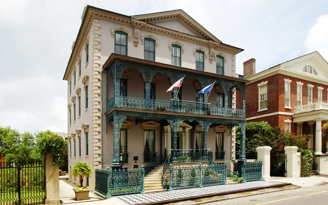 John Rutledge House Inn Hotel in Charleston
