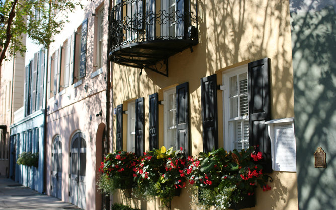 Lowcountry Walking Tours in Charleston
