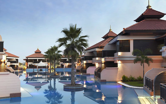 Anantara Dubai The Palm Resort & Spa Hotel