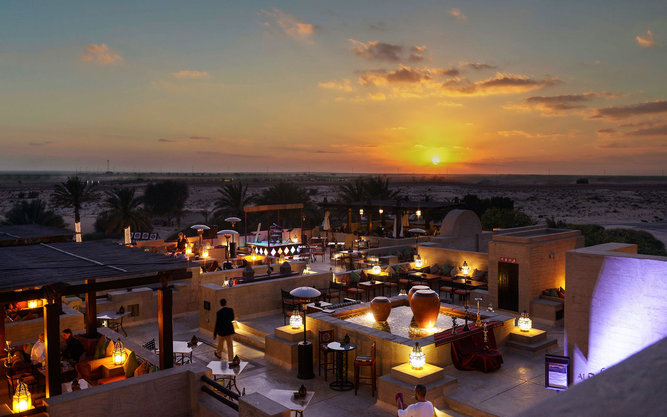 Bab al Shams Hotel in Dubai