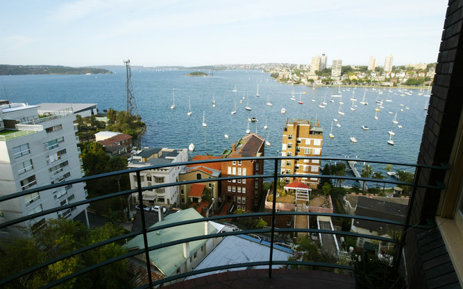 Potts Point in Sydney