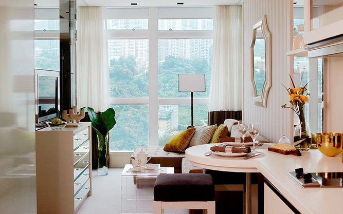 Lanson Place Hotel in Hong Kong