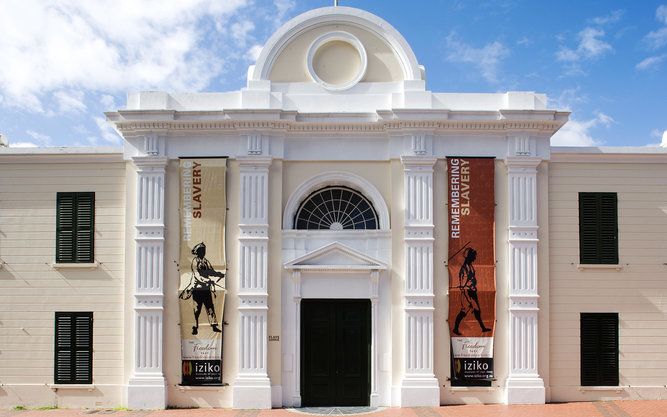 The Slave Lodge in Cape Town