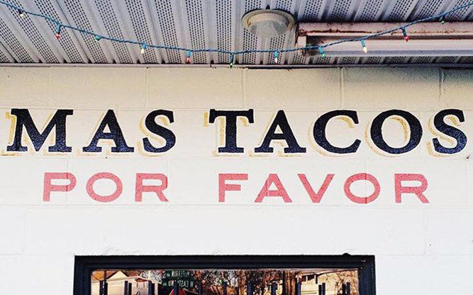 Mas Tacos Restaurant in Nashville