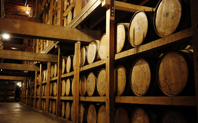 Jack Daniel's Distillery Tour in Nashville