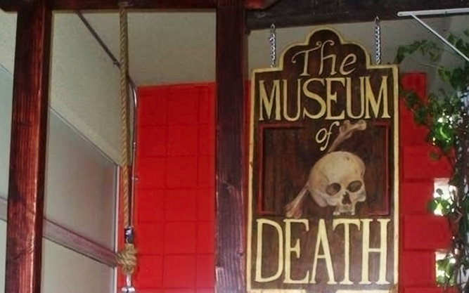 Museum of Death in New Orleans