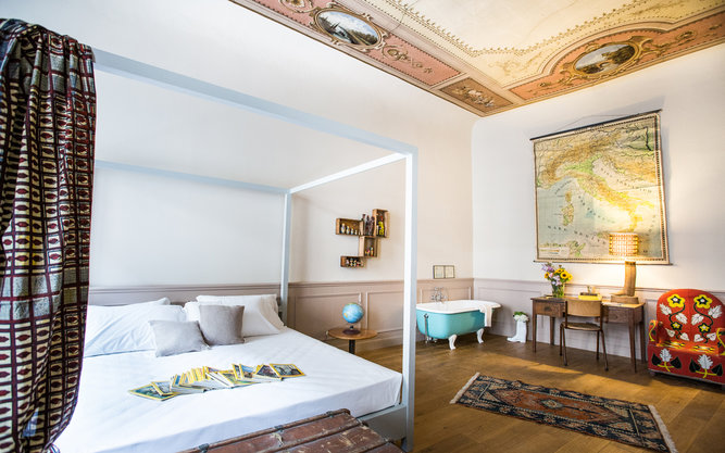Soprarno Suites Hotel in Florence