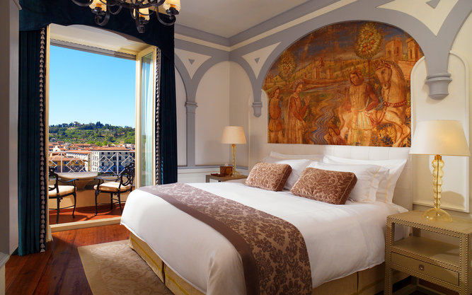 St. Regis Hotel in Florence