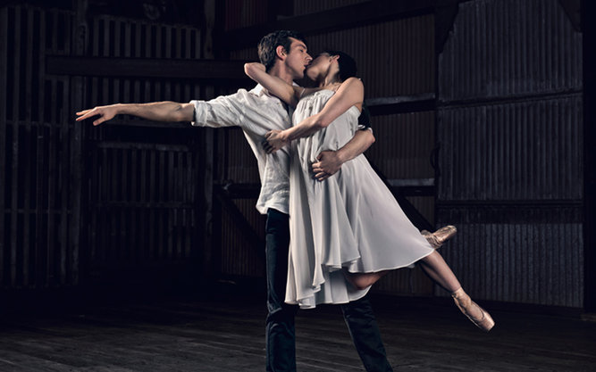 Royal New Zealand Ballet in Auckland