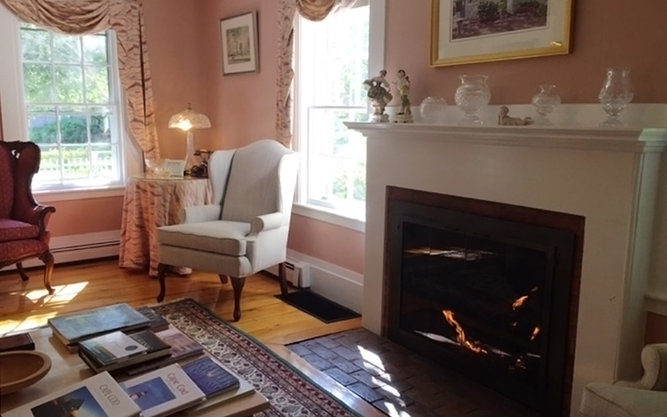 Whalewalk Inn & Spa in Cape Cod
