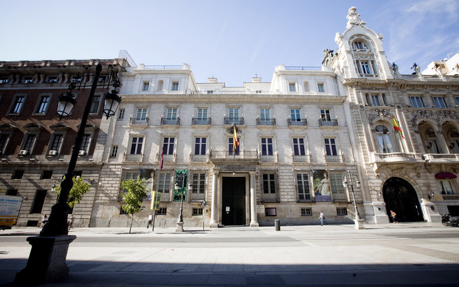Real Academia de San Fernando in Madrid