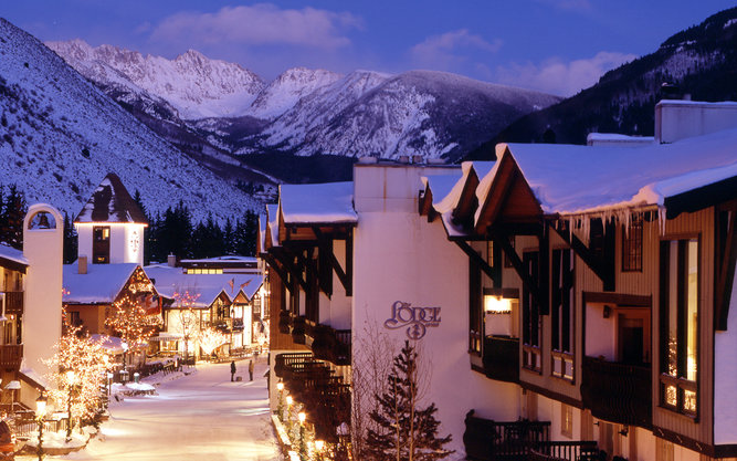 The Lodge at Vail Hotel