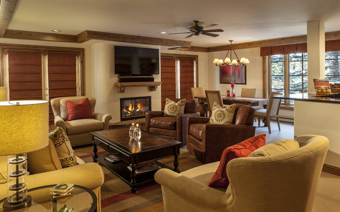 Vail Mountain Lodge Hotel in Vail