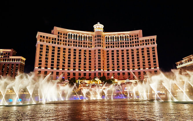Bellagio Hotel and Casino Hotel in Las Vegas