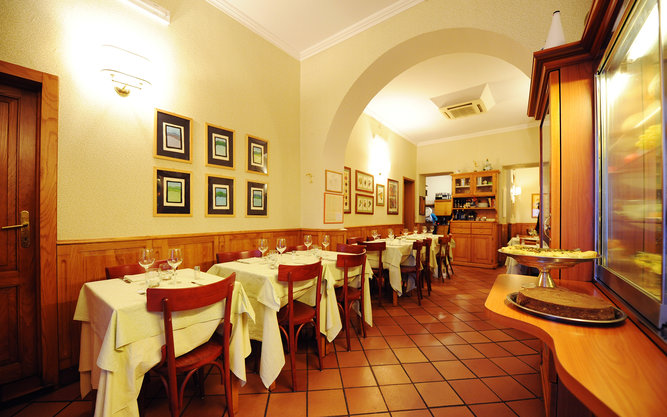 Colline Emiliane Restaurant in Rome