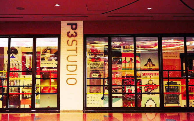 P3 Studio at the Cosmopolitan in Las Vegas