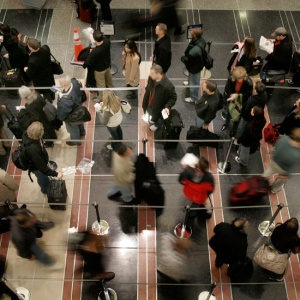 Thanksgiving-Like Airport Congestion is the New Normal
