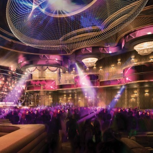 Over-The-Top Omnia Nightclub Comes to The Strip This Spring