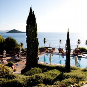 Best boutique hotels in tuscany travel leisure for Designhotel toskana