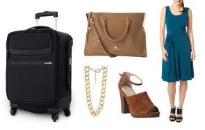 PeopleStyle Shoppable Carry-on