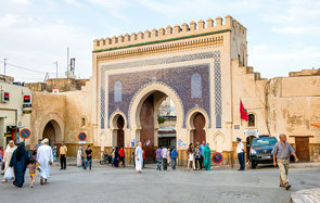 Fez, Morocco romantic vacations