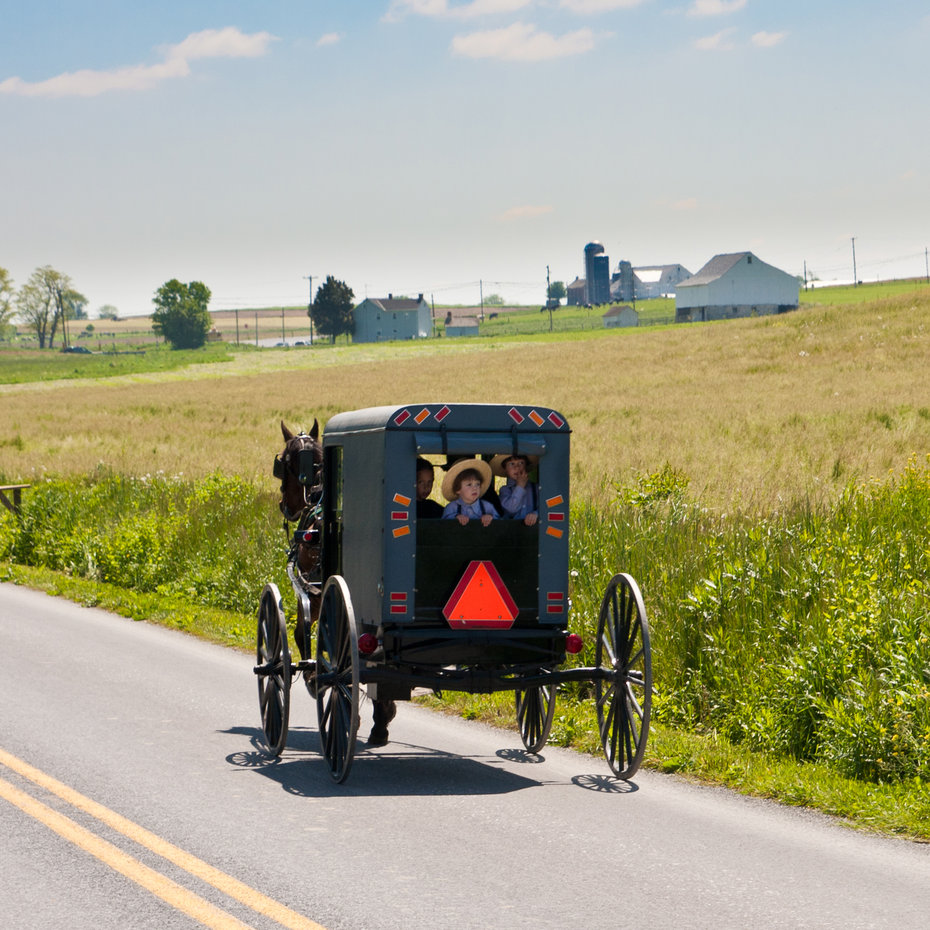 Secret Amish Country