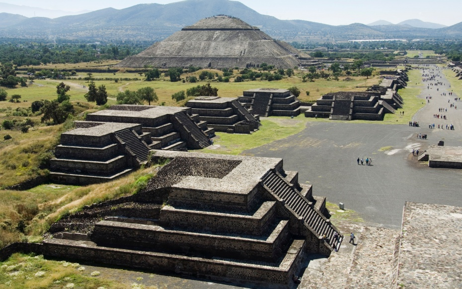 Teotihuacan In Mexico Eight Awe Inspiring Pyramids From
