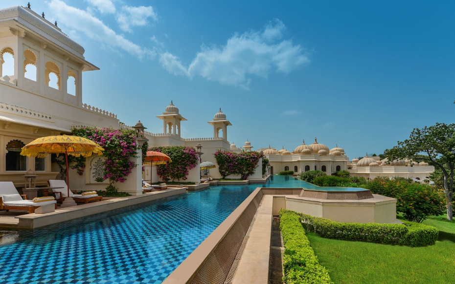 No 1 The Oberoi Udaivilas Udaipur Rajasthan India World 39 S Top 50 Hotels 2015 Travel