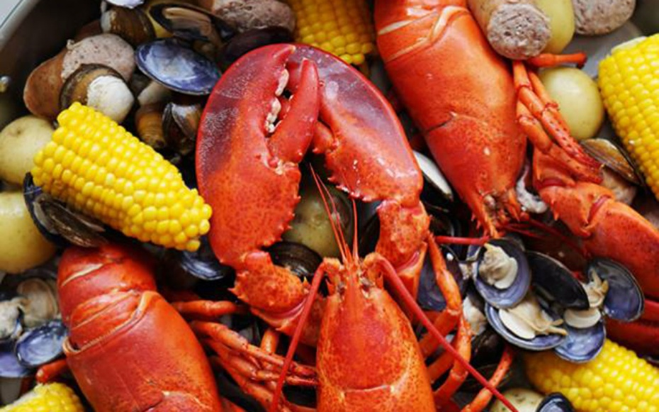 ... Lobster Festival, Where Attendees Eat 1,700 Pounds of Melted Butter