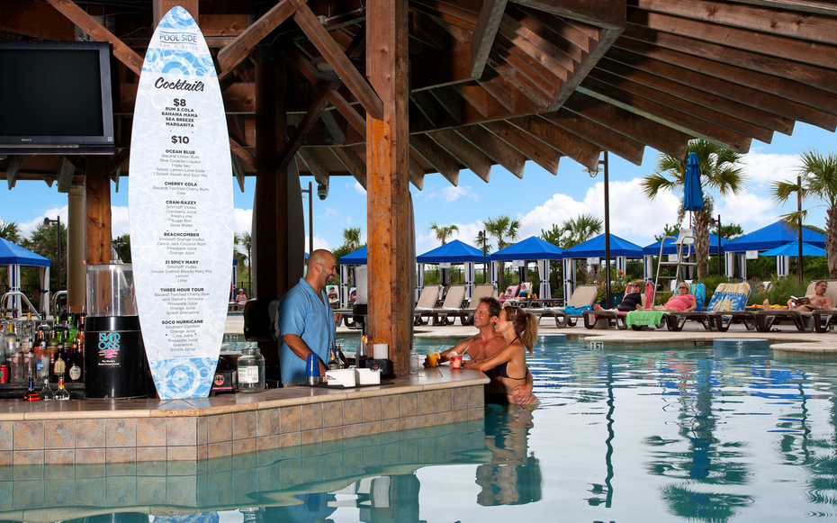 Nestquest Yes Please Chill Out At The World S Coolest Swim Up Bars