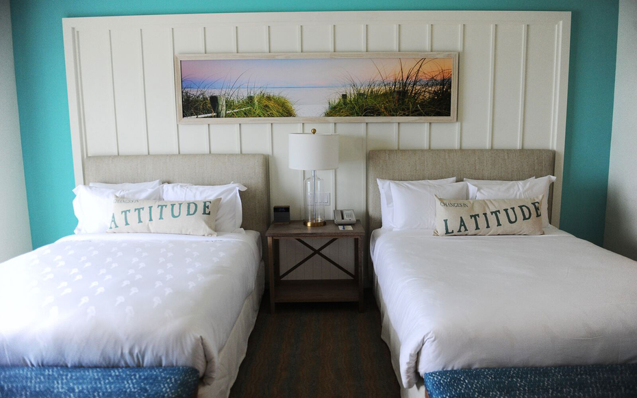 First Look Margaritaville Hotel In Hollywood Florida