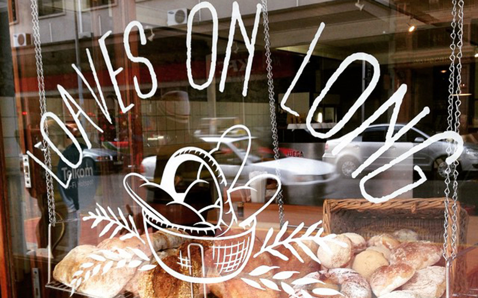 cape town bakery Loaves on Long