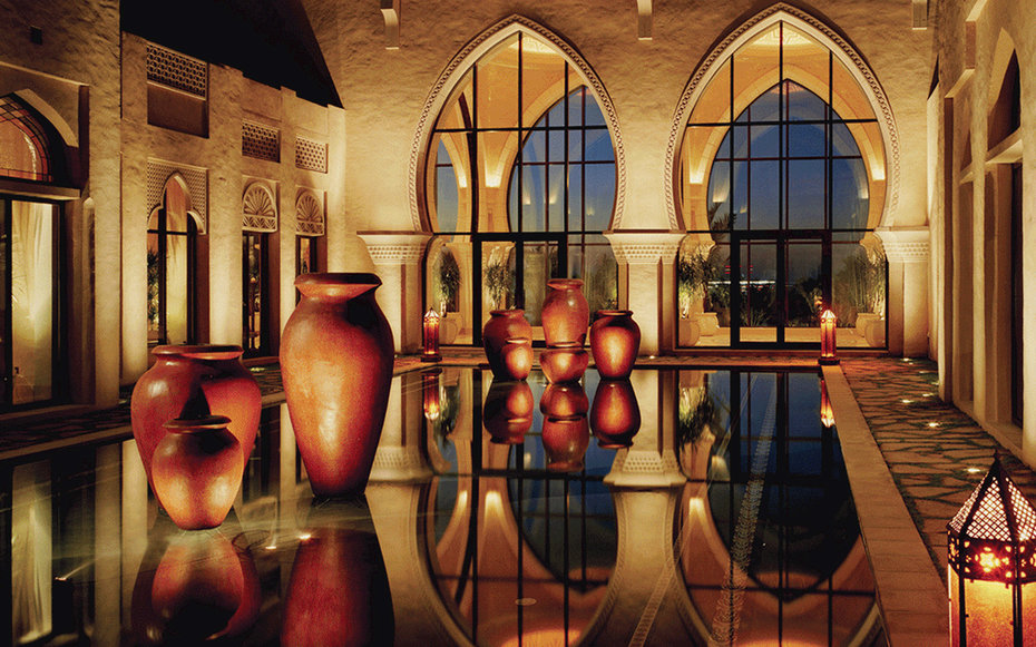 One & Only Royal Mirage Hotel in Dubai