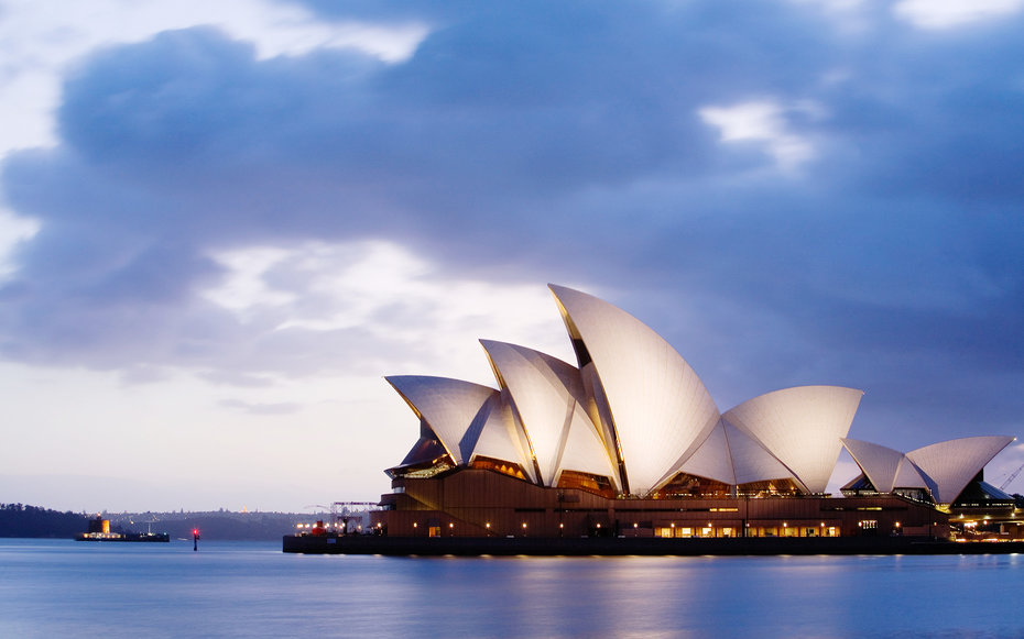 Sydney opera house travel leisure for Sydney opera housse