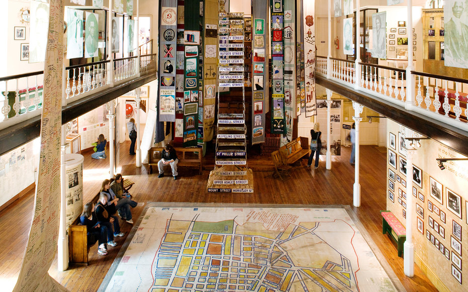 District Six Museum in Cape Town