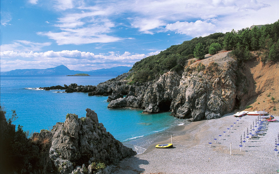 Italy 39 s best beaches travel leisure for Best italian vacation spots