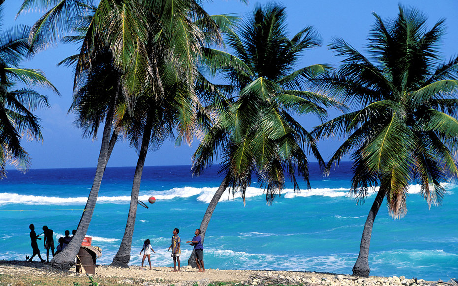 Playa bahoruco best beaches in the dominican republic for Dominican republic vacation ideas