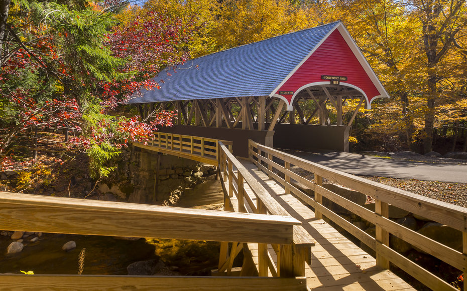 The Best Places To See Fall Foliage In New Hampshire