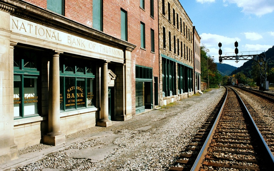 Thurmond West Virginia America S Coolest Ghost Towns